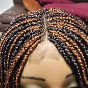 Braided Ghana Weaving